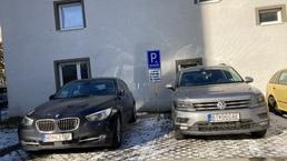 Kupčenie s vyhradenými parkovacími miestami