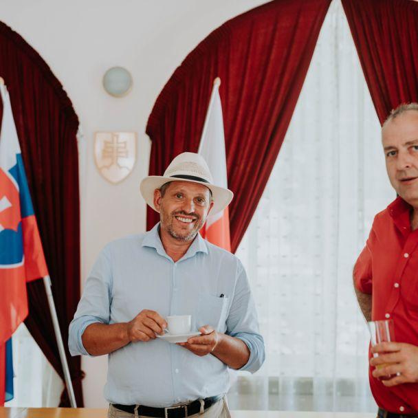 1. slovensko-rakúske stretnutie starostiek a starostov.
