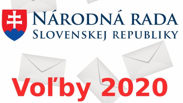 Zoznam volebných okrskov - VOĽBY 2020