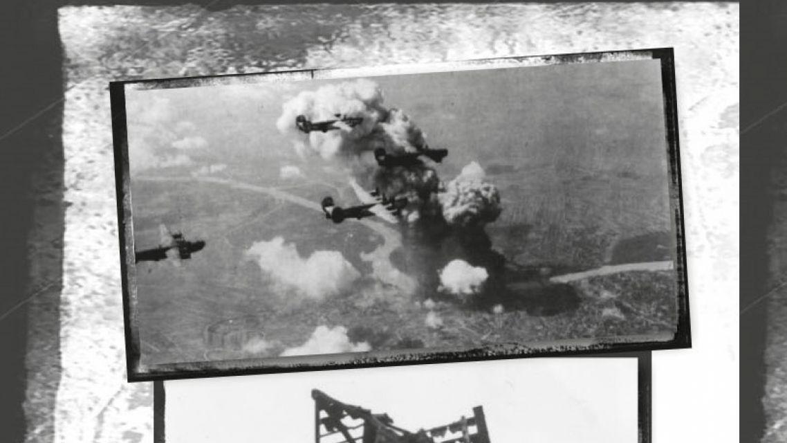 Pozvánka na slávnostné odhalenie pamätnej tabule k 75. výročiu bombardovania Devínskej Novej Vsi