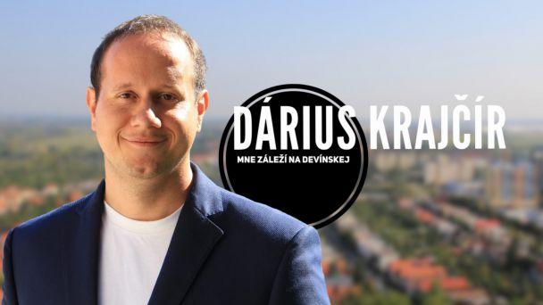 Dárius Krajčír - profil starostu