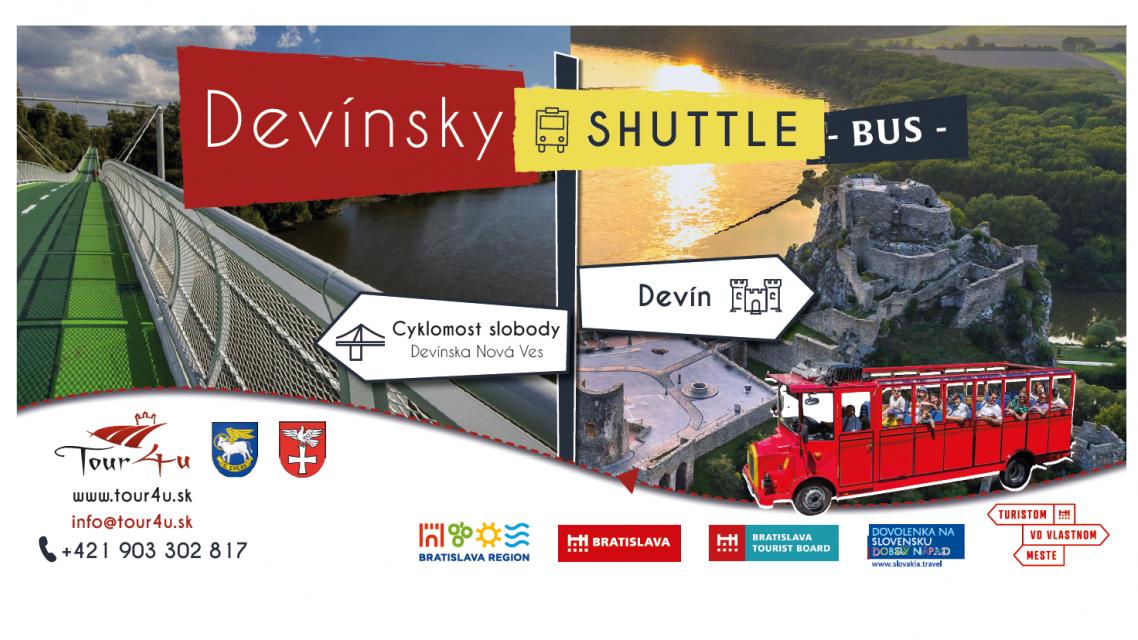Shuttle-bus Devín – Devínska Nová Ves