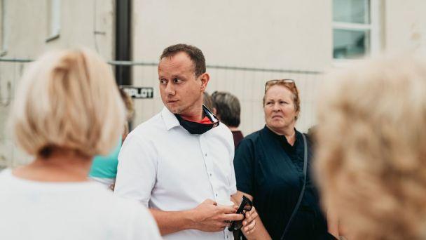 Stretnutie v Parku Charkovská 24. 8. 2020