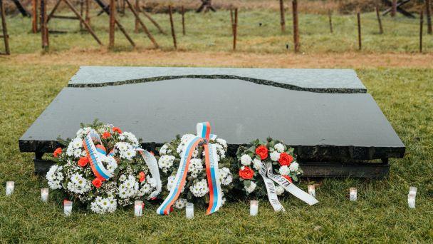 Pietna spomienka pri Pamätníku obetí Železnej opony