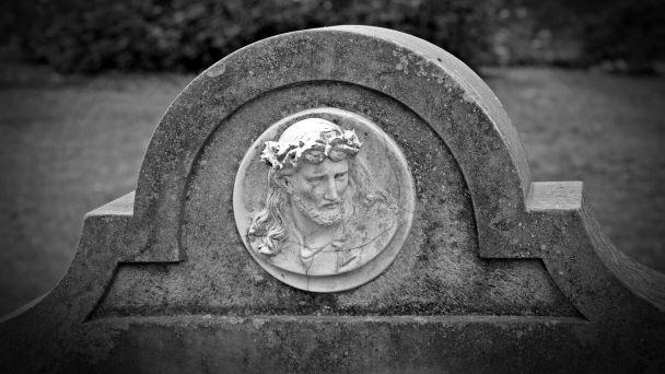 Oznam - Cintorín