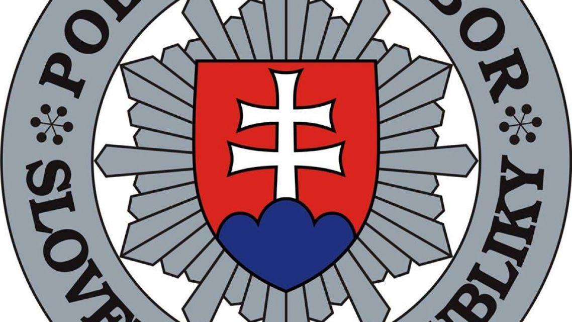 Oznam - Krajské riaditeľstvo Policajného zboru v Bratislave IV