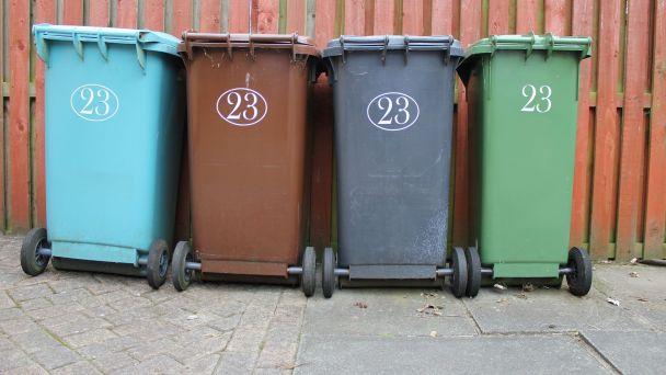 Mimoriadny odvoz biologicky rozložiteľného odpadu zo záhrad