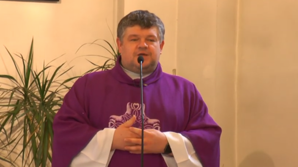 Svätá omša v Kostole Ducha svätého v DNV - 17. 5. 2020