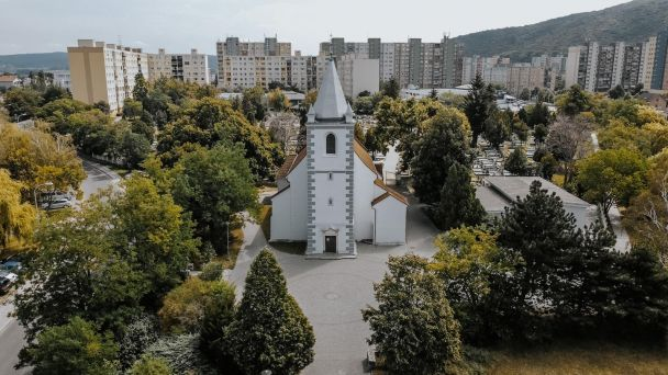 Nedeľná svätá omša z Kostola Ducha Svätého 18.10.2020 11:00