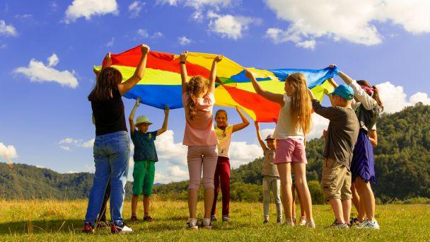 Letné tábory v Devínskej Novej Vsi