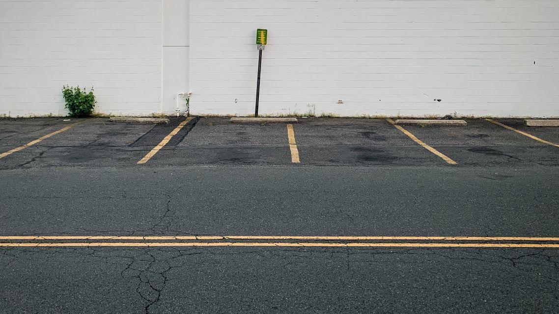 Harmonogram čistenia parkovacích miest