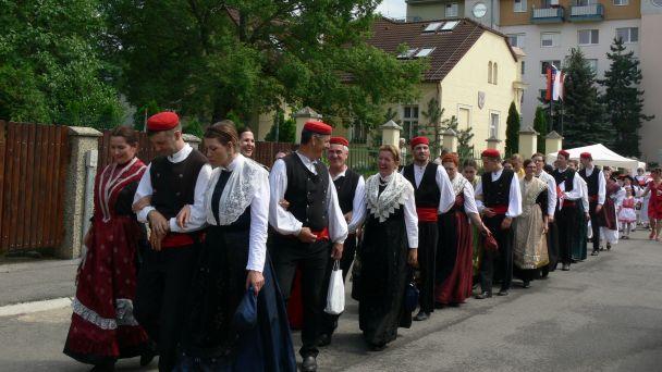 VÍKENDOVÝ Festival chorvátskej kultúry 2021