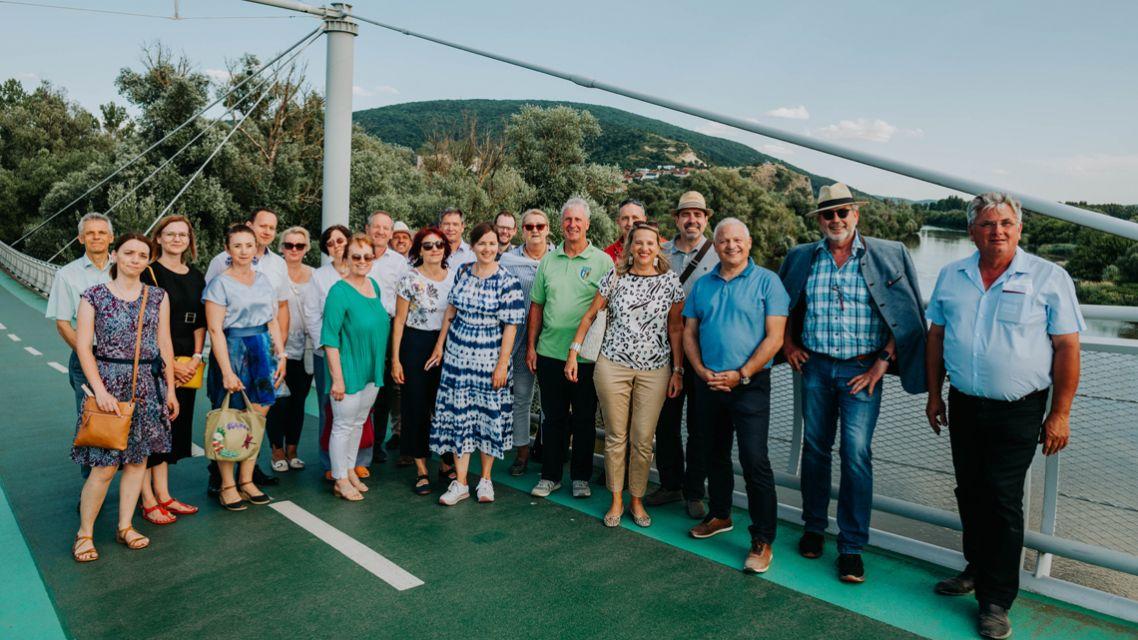1. slovensko-rakúske stretnutie starostiek a starostov
