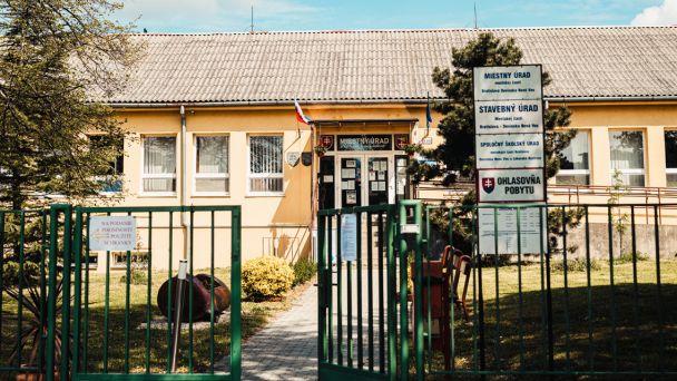 Oznam Matričného úradu a Oddelenia evidencie obyvateľstva