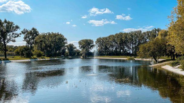 Slávnostné otvorenie viacúčelovej vodnej nádrže Mlynská