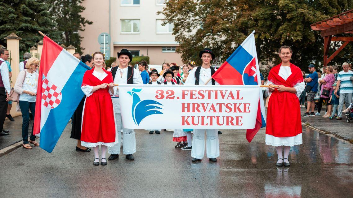 Fotoreportáž Festival chorvátskej kultúry 2021
