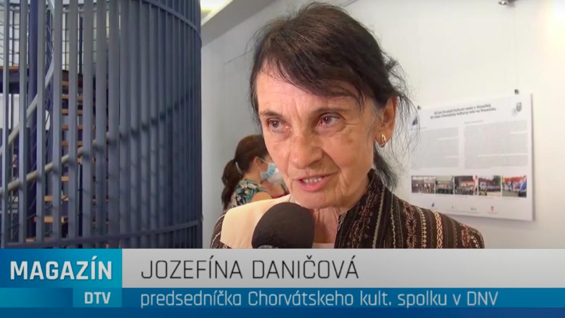 Po ročnej pauze sa do Devínskej vrátil Festival chorvátskej kultúry.