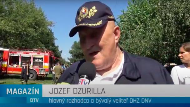 V rámci Festivalu Chorvátskej kultúry zmerali svoje sily mladší aj starší hasiči.
