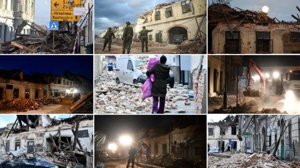 Humanitárna pomoc Chorvátsku