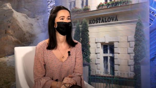 Daniela Lihotská, majiteľka kozmetického salónu