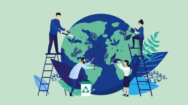 Zelená spolupráca